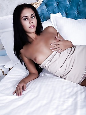 SexArt  Macy B  Seduce, Pussy, Brunettes, Boobs, Breasts, Tits, Petite, Erotic, Softcore, Panty