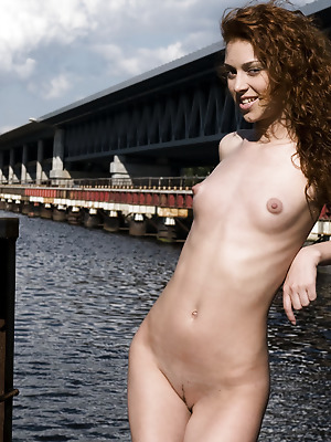 Erotic Beauty  Talia A  Petite, Beach, Softcore, Erotic, Breasts, Tits, Nipples, Boobs